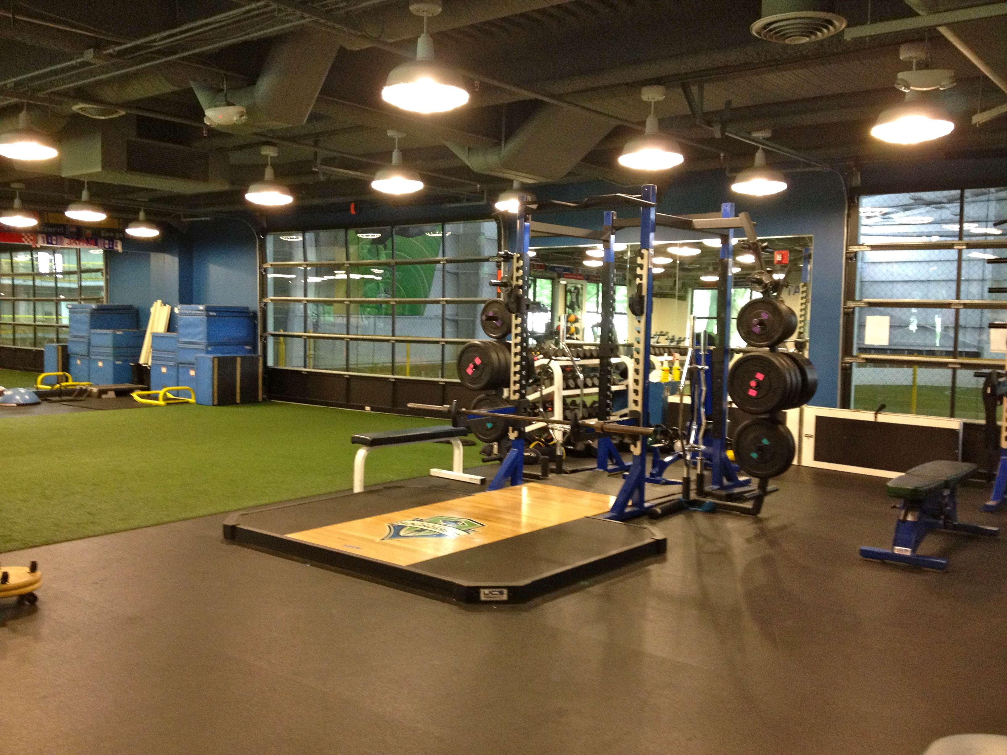 Our Facilities Catz Seattle